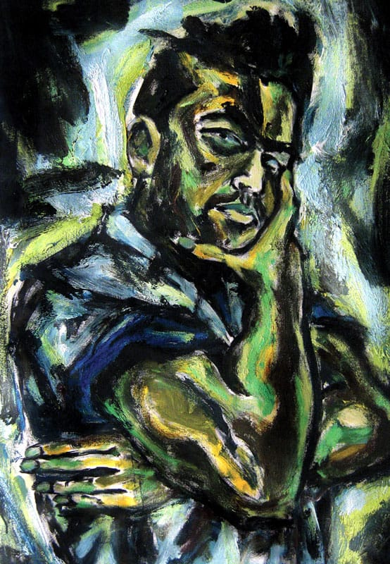 man-with-contemplative-eyes--2003--30x20